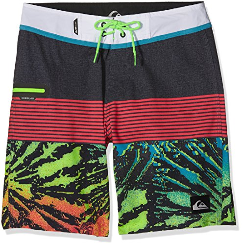 Quiksilver - Divisionremix19 Boardshort -  Homme - Multicolore - 34