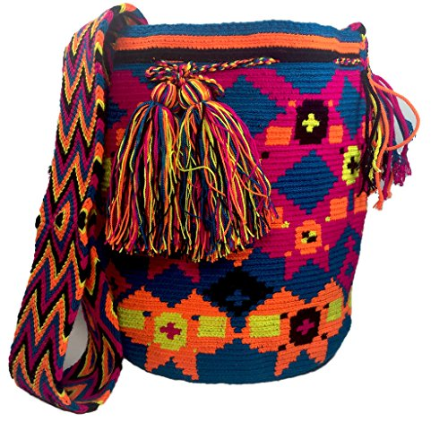 Messenger Handbag #601 Suvelle Wood Grain Crossbody Bag Everyday Swingpack Travel Purse