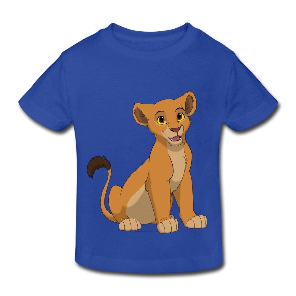 95cb587c Amazon.com: Kids Toddler The Lion King Little Boys Girls T Shirt ...
