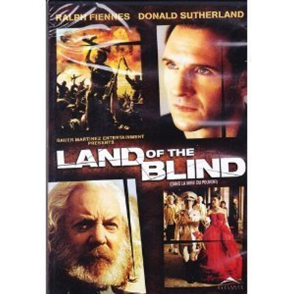 Land of the Blind [DVD]: Amazon.es: Ralph Fiennes, Donald ...