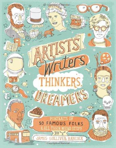 Artists Writers Thinkers Dreamers Portraits product image