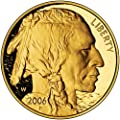 2006 Proof 24K One Ounce Gold Buffalo from U.S. Mint West Point
