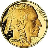 2006 Proof 24K One Ounce Gold Buffalo