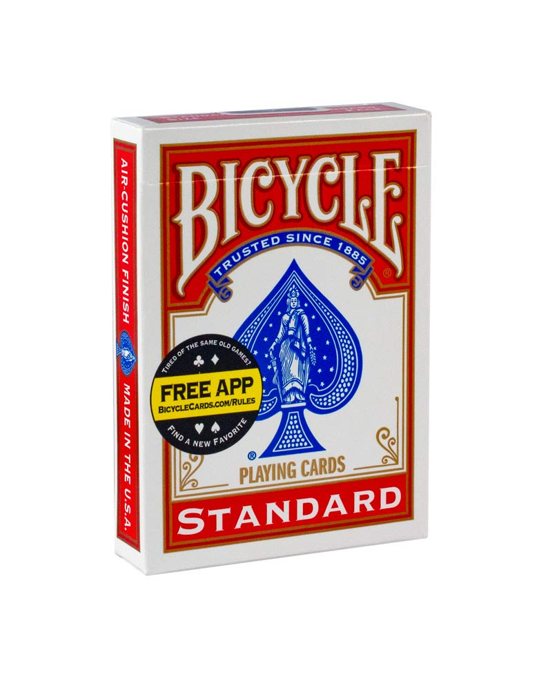 Bicycle Playing Cards - Poker Size - Single Deck