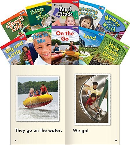 Time for Kids Nonfiction Readers: Emergent Set 1 (Teacher Created Materials Library Set) - Readers Sets Emergent
