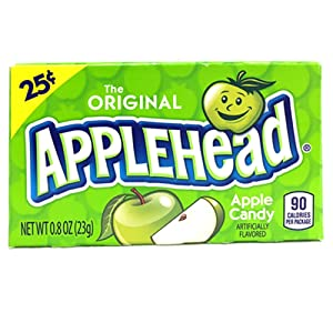 Applehead 24 Packs, 0.8 Oz(23g)