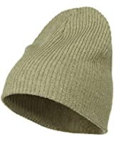 Eco Cotton Ribbed XL Classic Beanie
