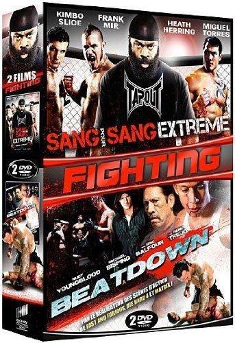 Fighting - Coffret - Sang pour sang extrême + -