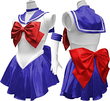 Amazon.com: Sailor Moon cosplay disfraz disfrazes bonito ...