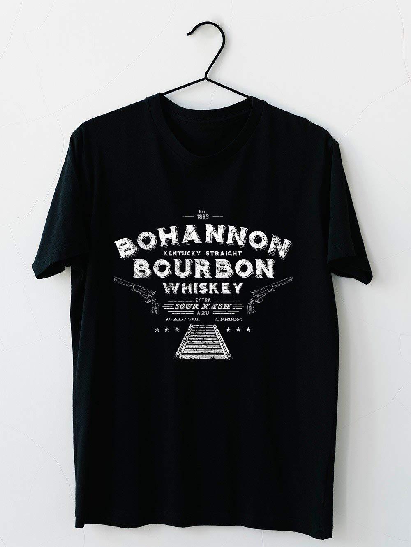 Bohannon Bourbon 40 T Shirt For Unisex