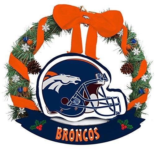 Nfl Wreath (Denver Broncos 20