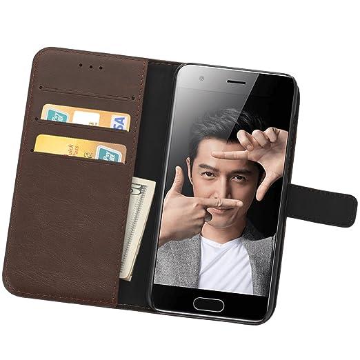 2 opinioni per Simpeak Cover Huawei Honor 9,Custodia Huawei Honor 9 in Pelle Portafoglio con