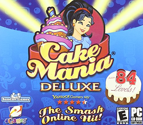 - Cake Mania Deluxe - PC