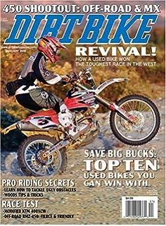 Motocross Action Magazine: Amazon com: Magazines