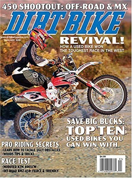 Dirt Bike Amazon Com Magazines And to dz & crew for getting that paperwork all hammered out. dirt bike amazon com magazines