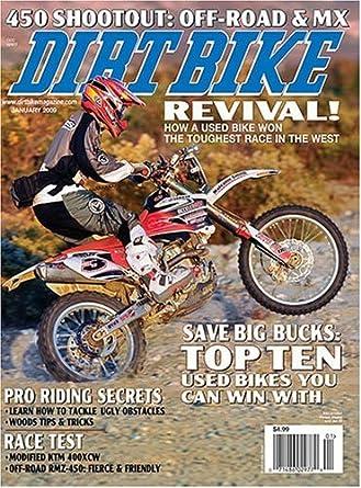 Dirt Bike Magazines