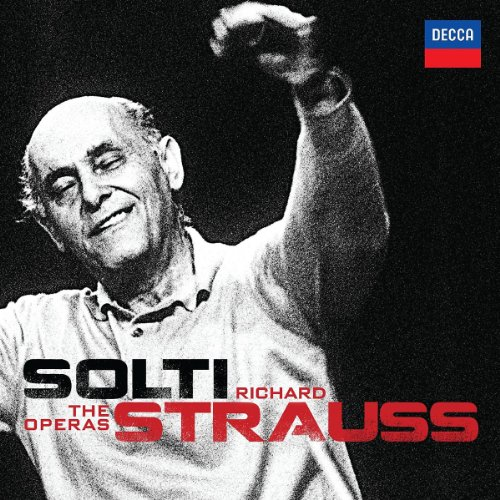 Solti: Strauss: The Operas [15 CD Box Set]