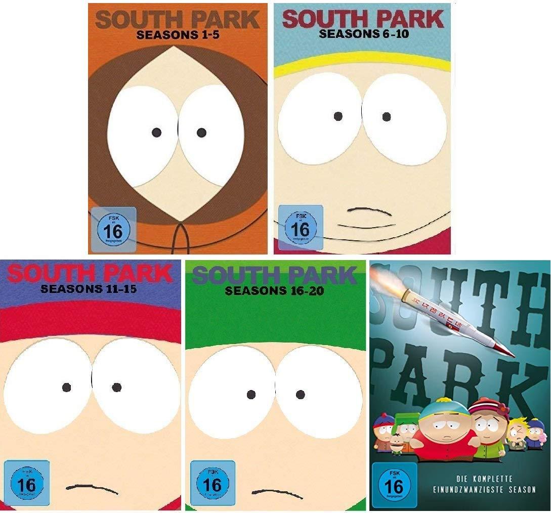 South Park Staffel 1 Deutsch