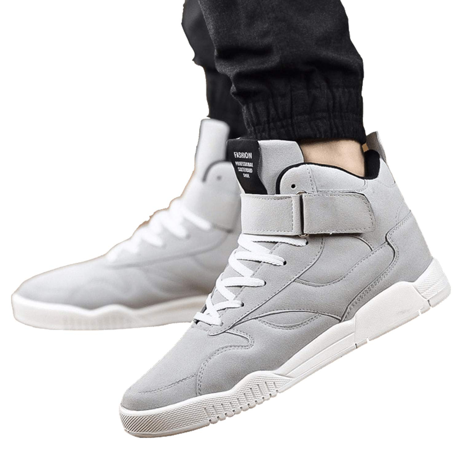 Men/'s Running Casual Breathable Sports Athletic Sneakers leisure High Top shoes