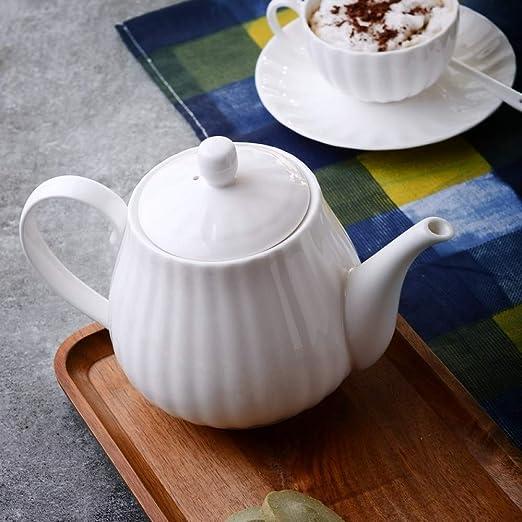SEESEESEESEEUU - Cafetera de porcelana auténtica, diseño ...