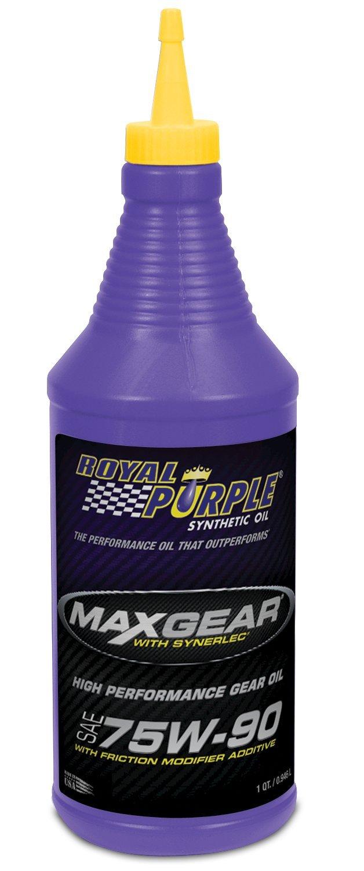 Royal Purple 1300 Gear Oil Max SAE 75W90 (0.95l/1qt), 1 (Non-Carb Compliant) Johnston Research & Performance 21300