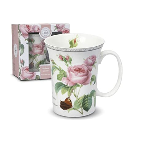 Royal Botanic Gardens, Kew Redoute Classic Fine Bone China Mug In A Box
