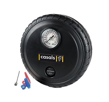 Casals C14005000 Compresor de aire 12 W, 12 V