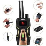 eoqo Detector de Señal RF Detector de GPS Detector Cámaras Ocultas Detector Microfonos Ocultos Detector de