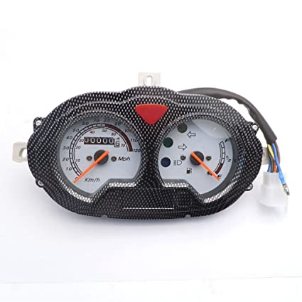 Automobiles & Motorcycles Motorcycle 110cc 125cc 150cc 200cc 250cc Atv Quad Dirt Bike Speedometer Universal High Quality And Inexpensive Atv,rv,boat & Other Vehicle