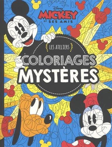 Les Ateliers Coloriages Mystères 61i3Pr3rREL