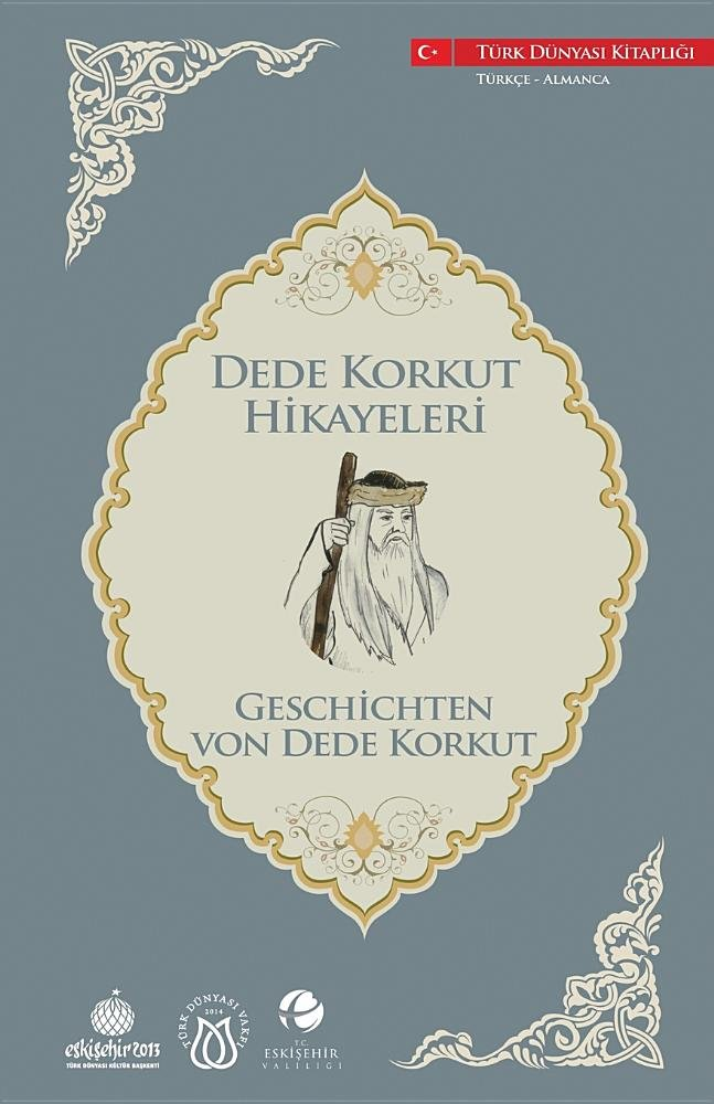 Geschichten Von Dede Korkut (Dede Korkut-German)