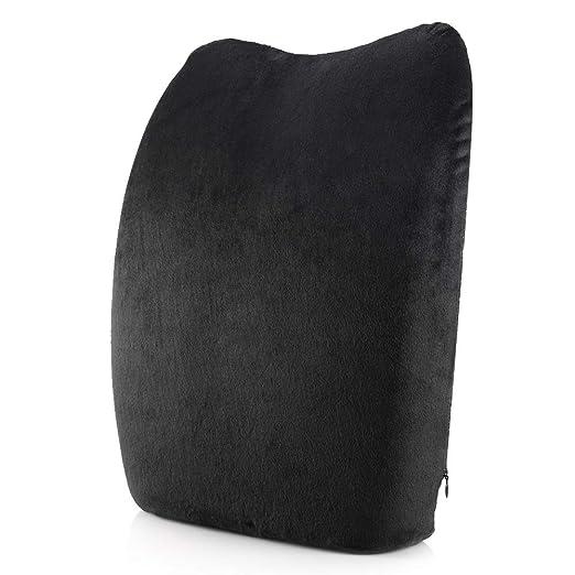 Cojín del asiento Confort Memoria Espuma Ortopédica Silla ...