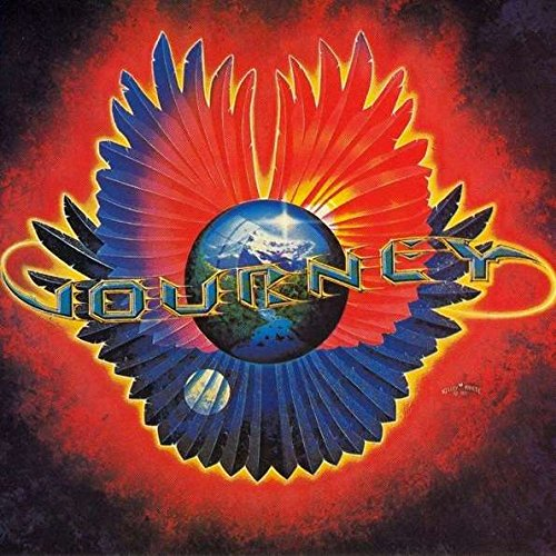 journey infinity CD Covers