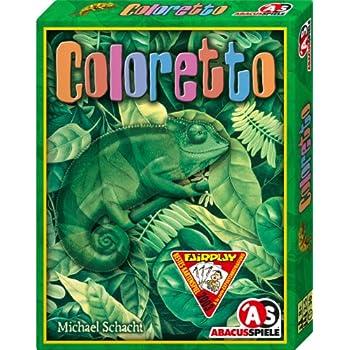 Abacusspiele - Coloretto