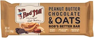 product image for Bob's Red Mill Peanut Butter Chocolate & Oats Bob's bar - Single bar, 1.76 Oz