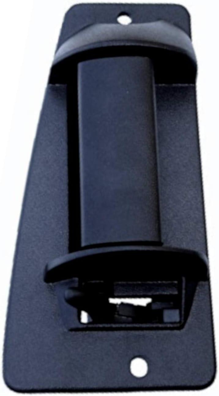 TCK TECH 15758172 Rear Extended Cab Left Door Handle Outside For 2000-2007 Chevy Silverado//GMC Sierra
