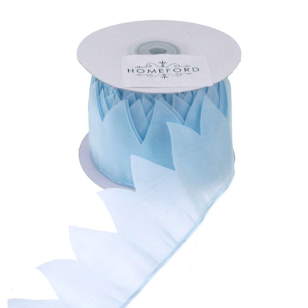 Homeford FCR00STRP2000305 Ribbon, 2'', Light Blue by Homeford