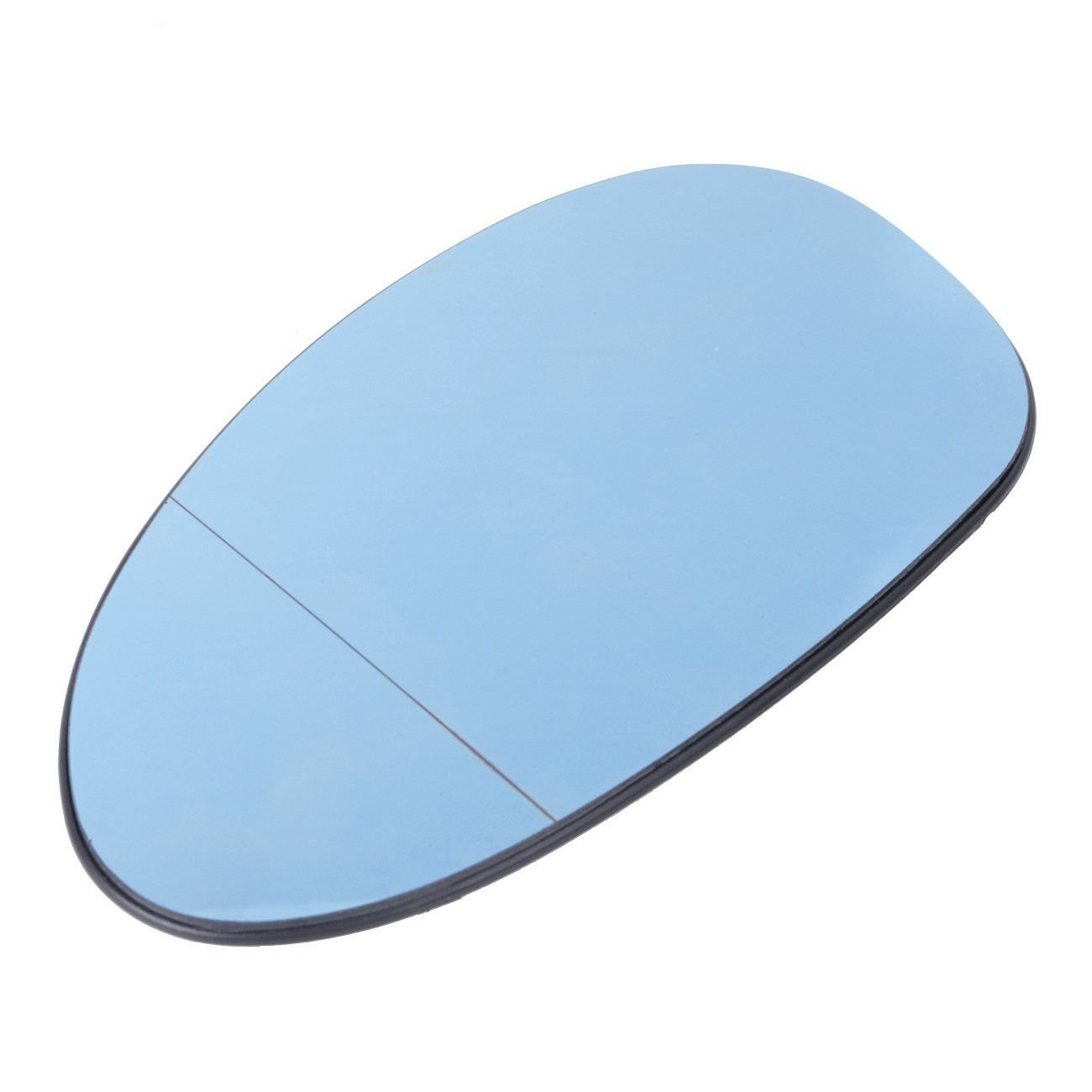 Heated pack of 2 Ricoy For E82 E90 E91 E92 E46 OEM Door Mirror Glass Blue Glass