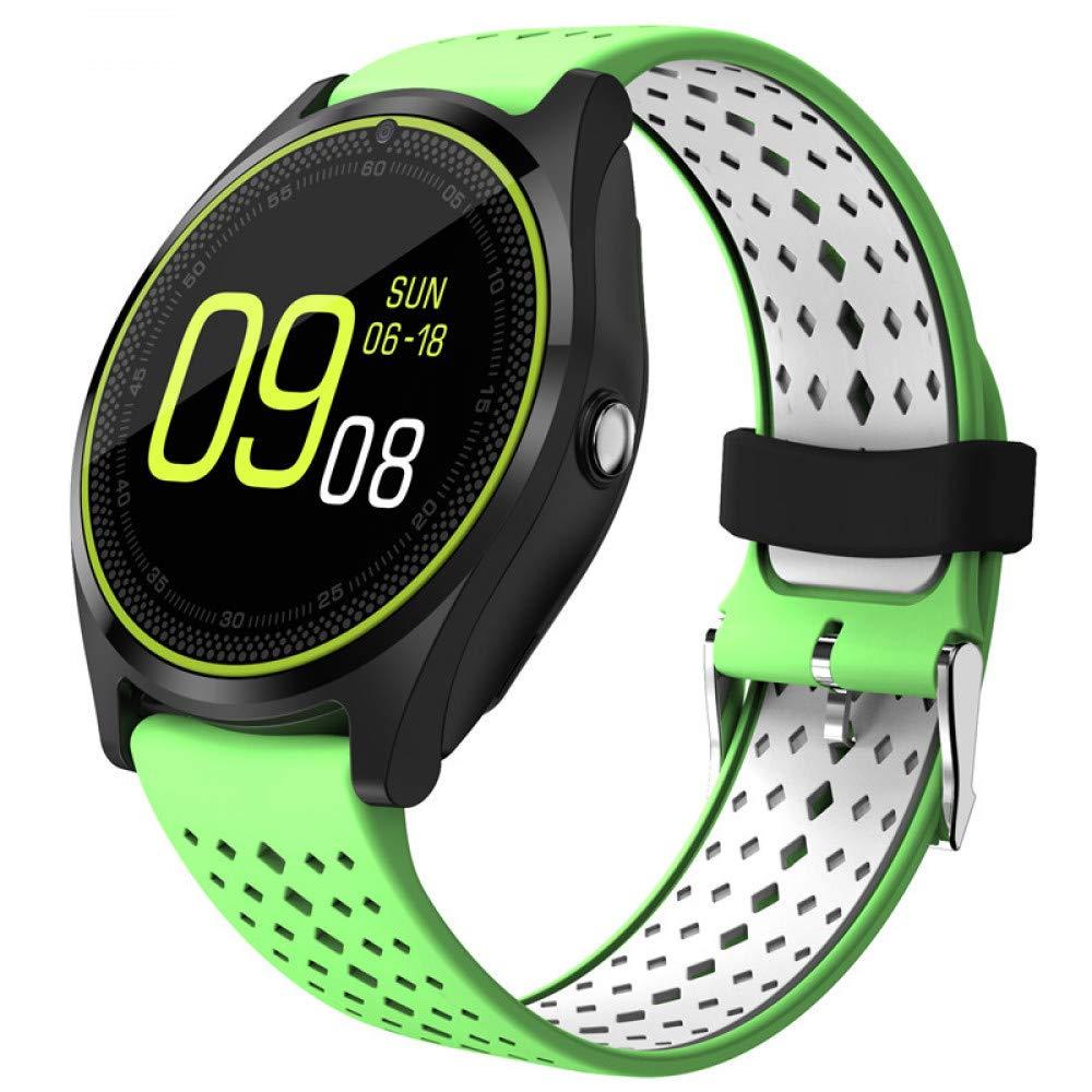 JJSSGGJJSSHH Brazalete Deportivo Smart Watch V9 con cámara ...
