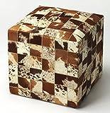 Square Pouf Ottoman 797044