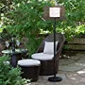 Kenroy Home Tanglewood Outdoor Floor Lamp