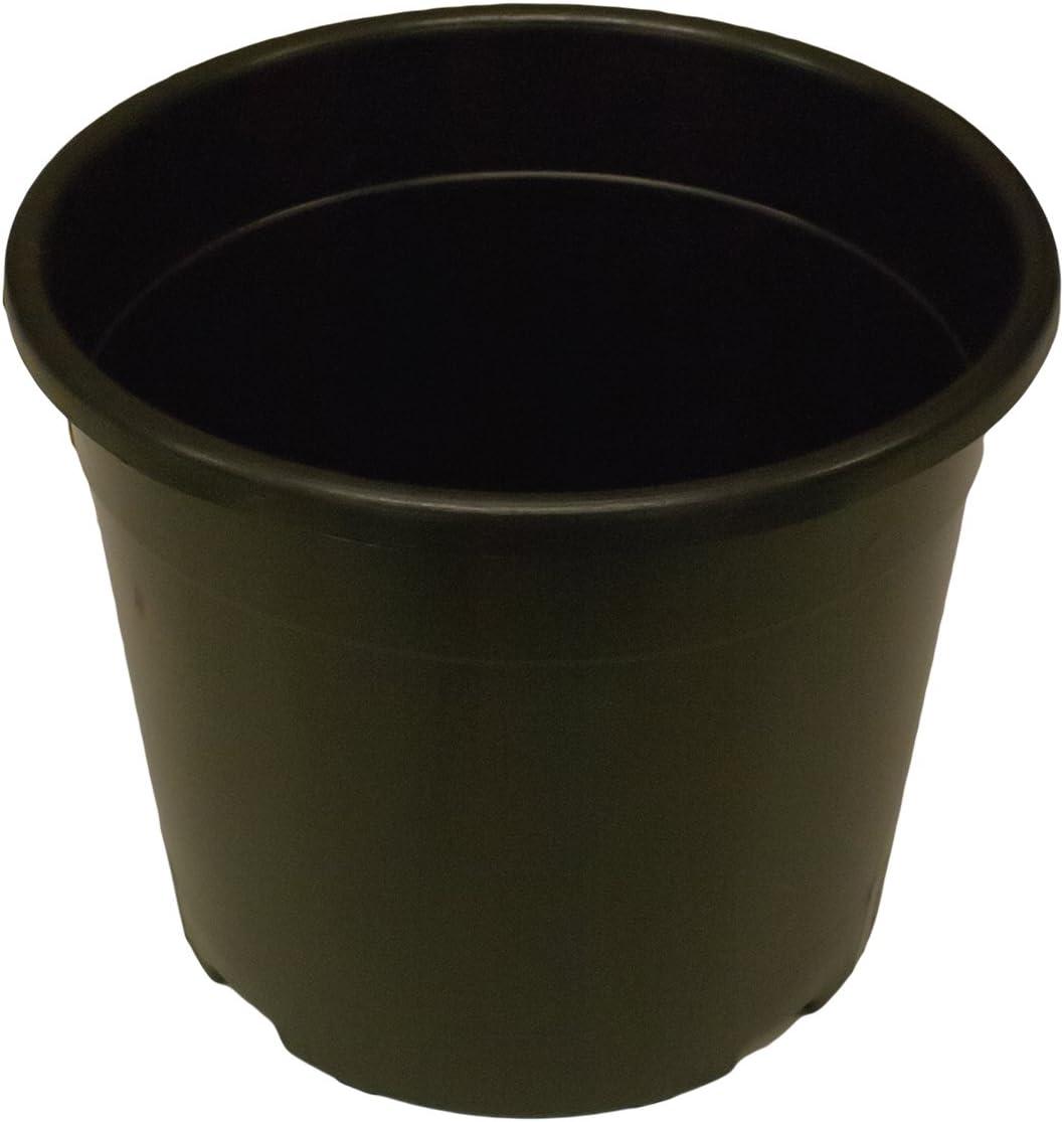 Heavy Duty 15 Litre Plant Pots Container Pots x5