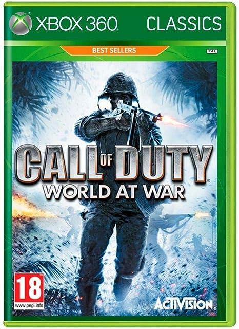 Activision Call of Duty 5 - Juego (Xbox 360, Acción, M (Maduro ...
