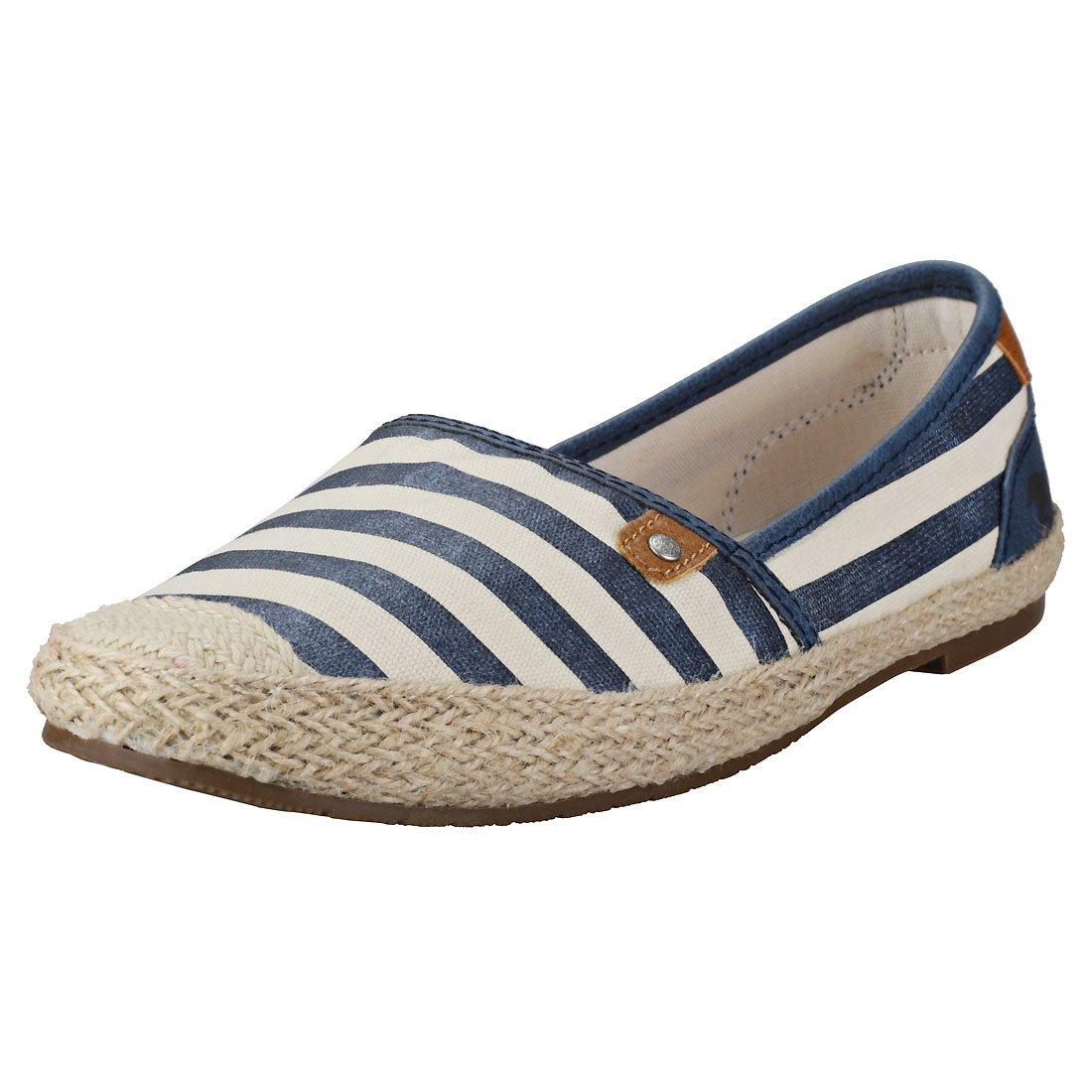 Mustang 1266-207 Mocasines de Cuero para Mujer: Amazon.es: Zapatos y complementos