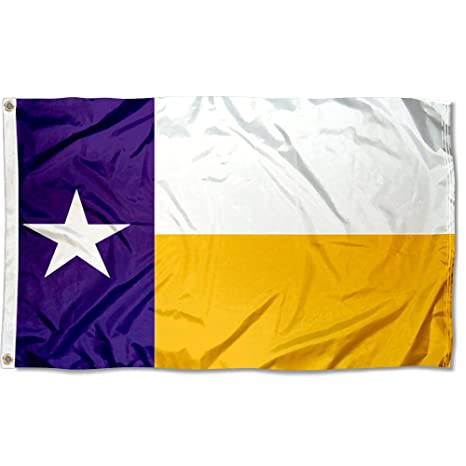 eadebeaba322 Amazon.com : College Flags and Banners Co. LSU Tigers TX State Flag ...