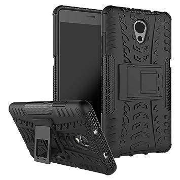 quality design 9e2da d09be SMTR Lenovo vibe P2 Case Built-in Kickstand Hybrid: Amazon.co.uk ...