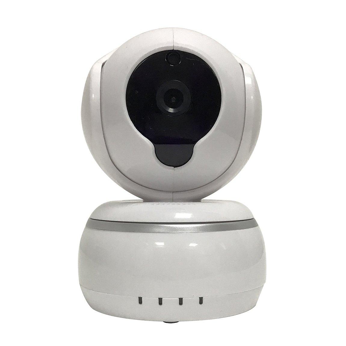 Überwachungssystem Kamera Innen IP Wireless 720p HD Kamera Wifi Video Kamera mit Nachtsicht, Mikrofon und Lautsprecher, Halterung Remote gesehen