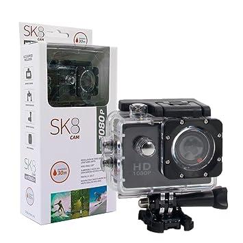 Cámara Deportiva SK8 HD 1080 P