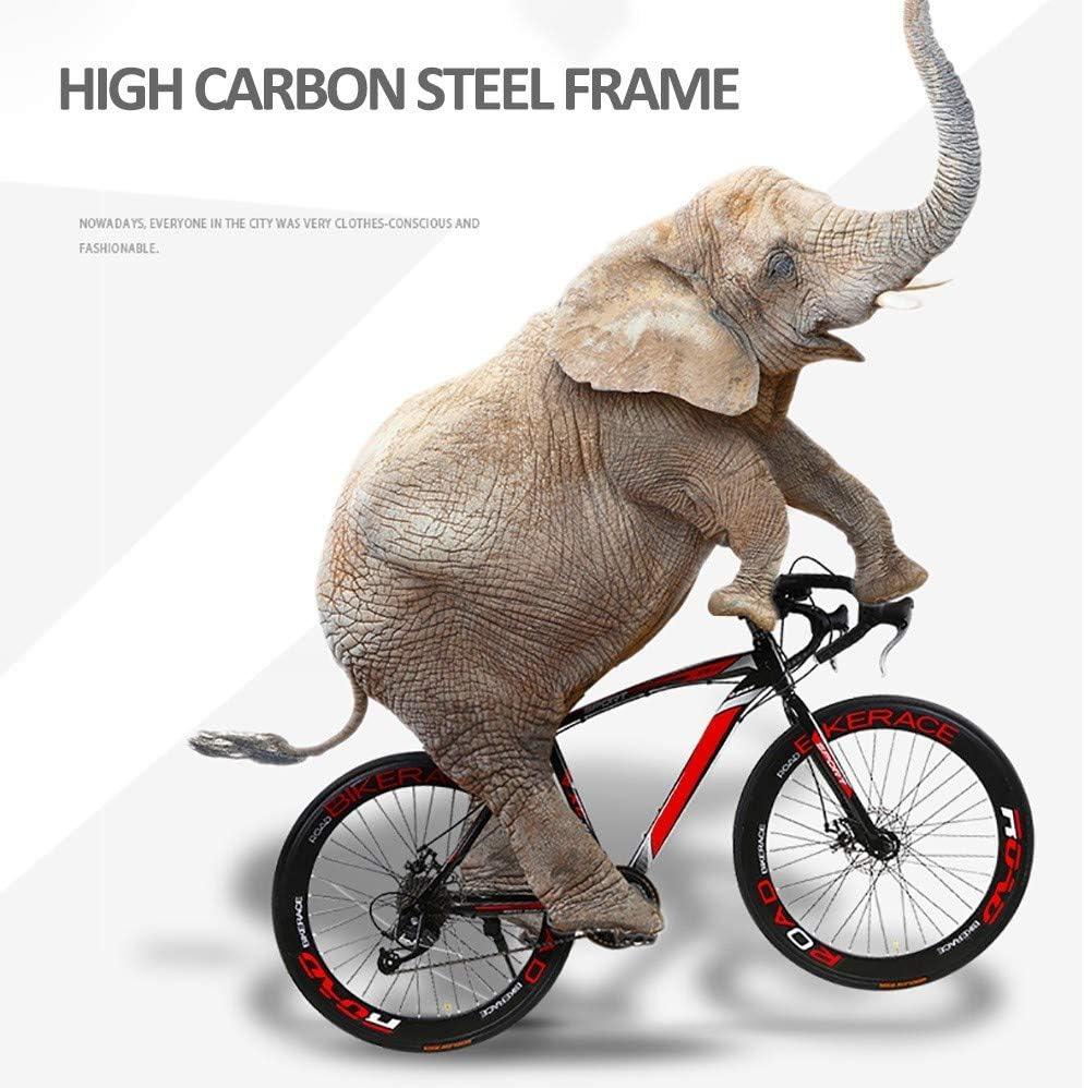 HHHKKK Montaña de Bicicleta para Adultos Bici de Las Señoras ...