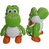 "Nintendo Super Mario ""Yoshi"" Plush Kids Backpack"